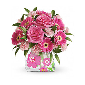 Flower bouquet Pink Grace