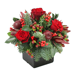 Flower bouquet Red Robin