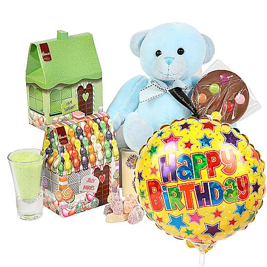 Boys Happy Birthday Gift Box Delivered Next Day