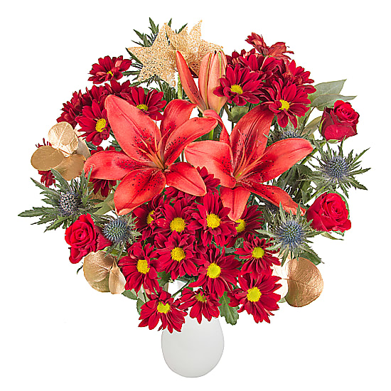 Christmas Bouquet Gift