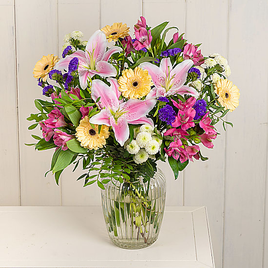 Spring Bouquet of Blooms