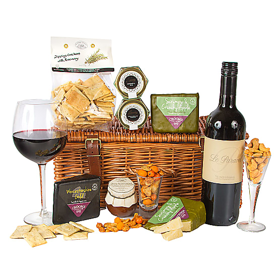 Food and Wine Hamper
