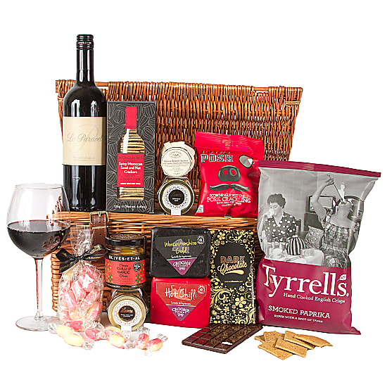 The Red Wine Hamper