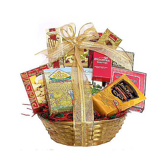Snack Lover Basket