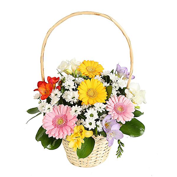 Scentsational Basket for Retirement Gift