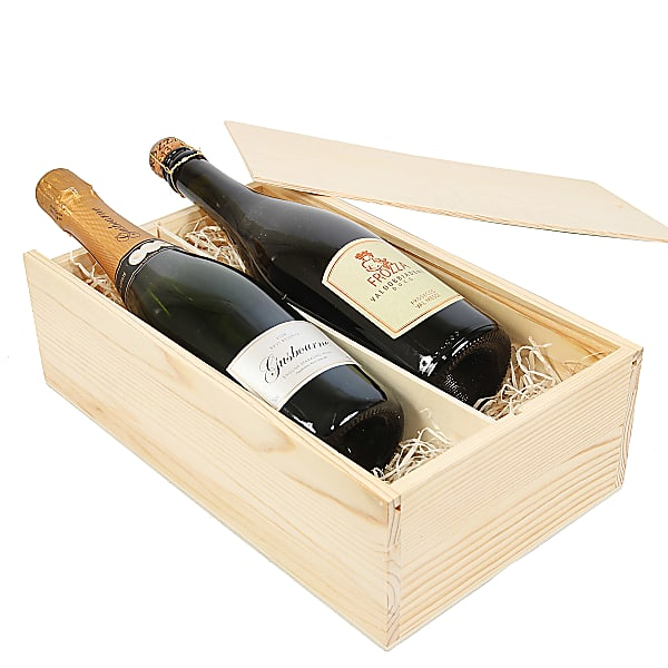 Wine and Bubbles Gift Set