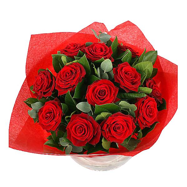 Grandes Roses Rouges