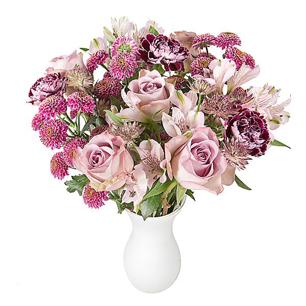 Purple Letterbox Flowers