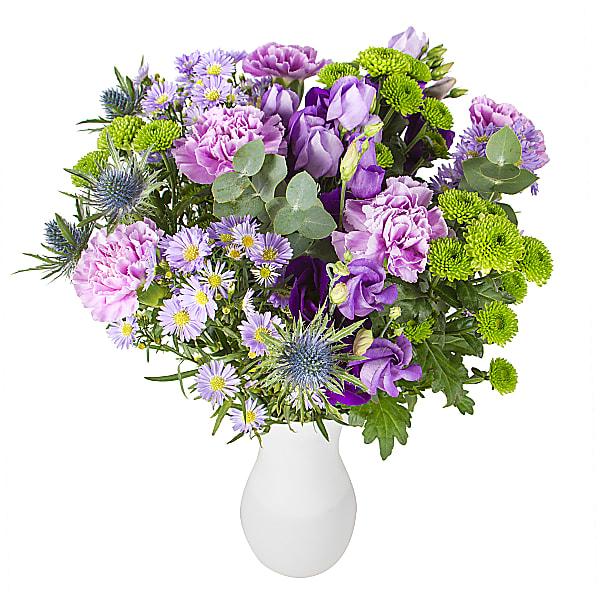 Blue Letterbox Flowers