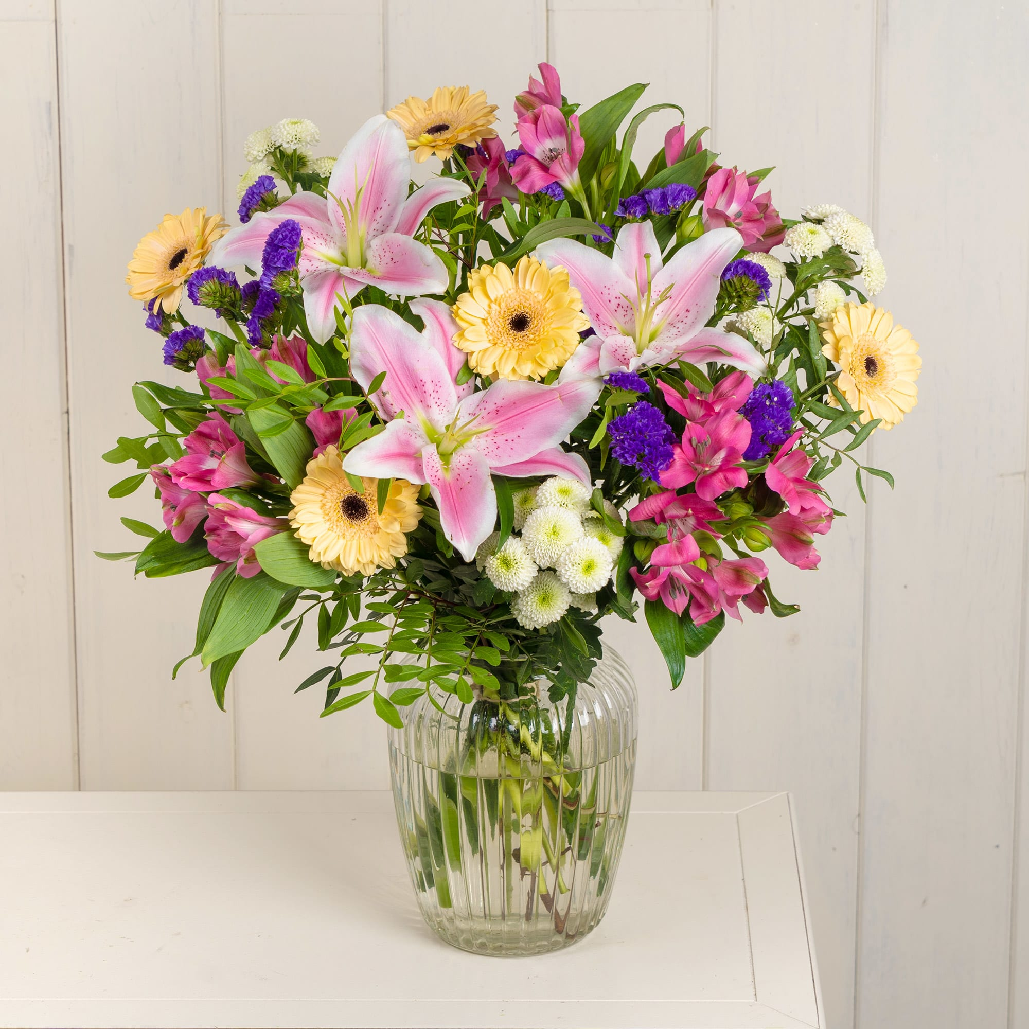 Spring Time with Lilies