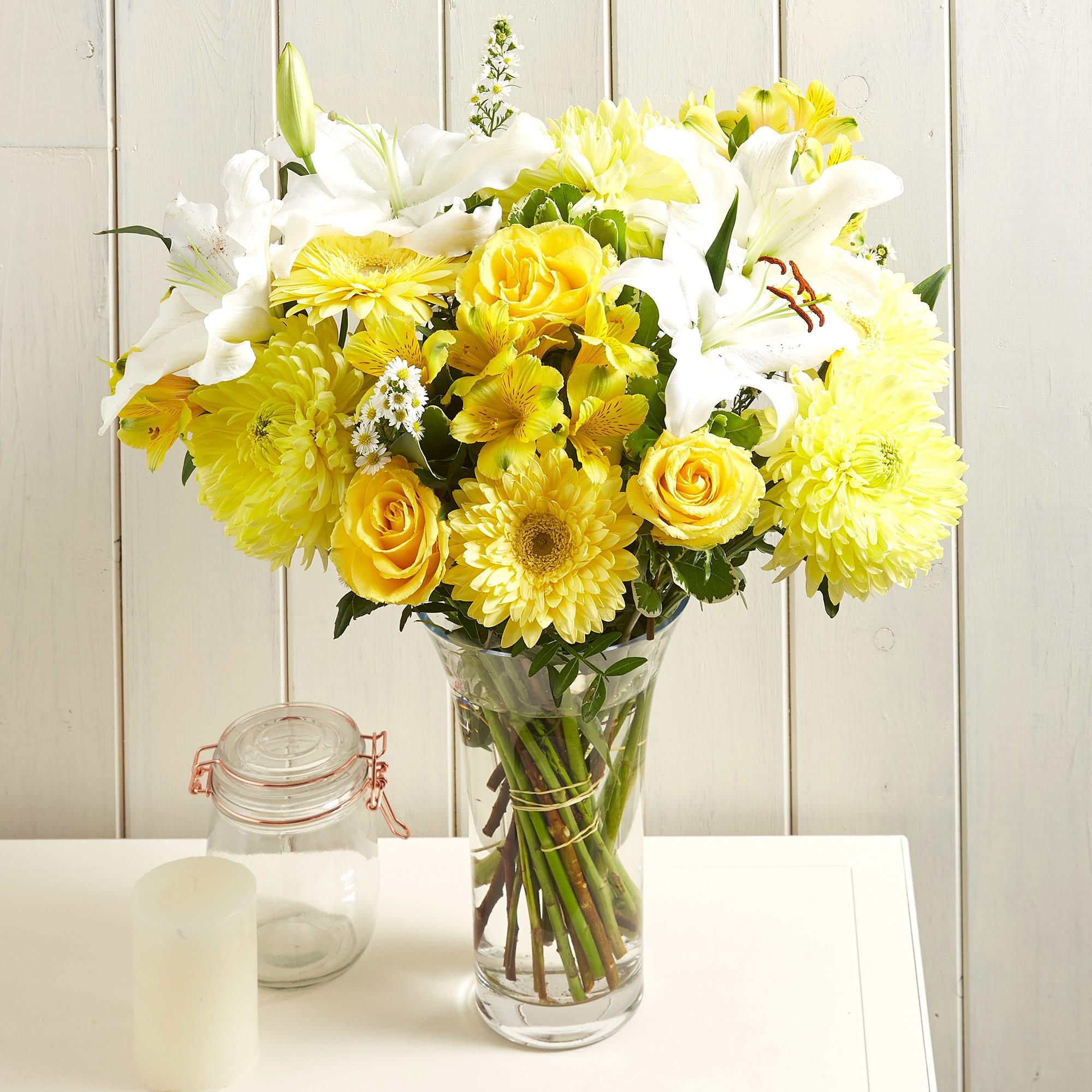 Sympathy Gerberas Bouquet