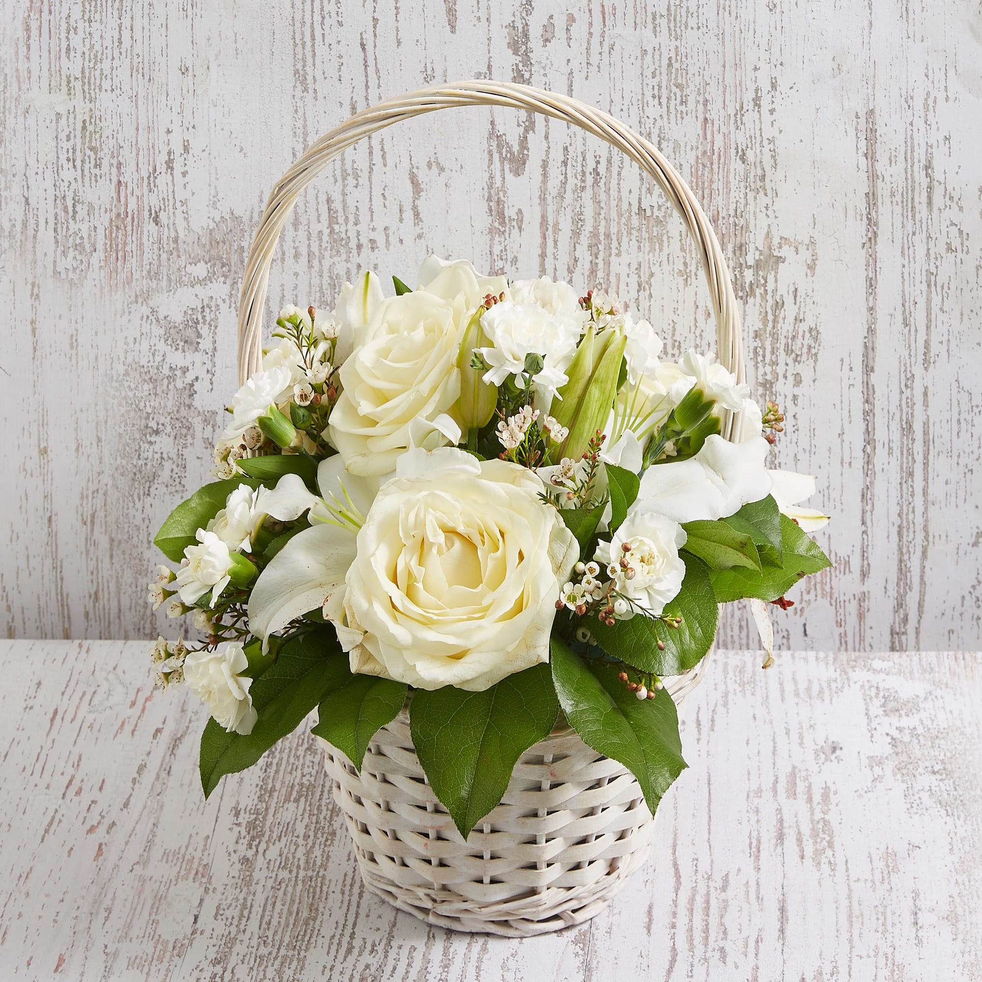 Loving Memory Basket