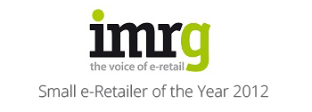 IMRG - Small E-Retailer of the year 2012