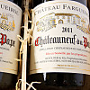 2011 Chateauneuf-du-Pape Duo