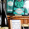 Lemongrass and Basil Hamper with Prosecco