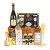 Black Pepper and Ginger Hamper with Prosecco