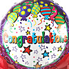Congratulations Balloon Gift