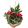 Christmas Wishes Basket