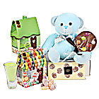 Boys Sweet Teddy Gift Box