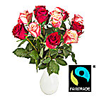 Fairtrade Romantic Roses