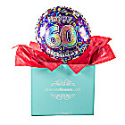60th Birthday Balloon Gift