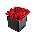Red Roses Cube