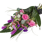Delivery of funeral flowers in Brantford