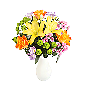 Flower bouquet Colourburst