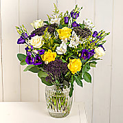 Flower bouquet Ianthe