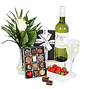 White Wine and Chocolates