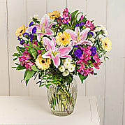 Flower bouquet Spring Time