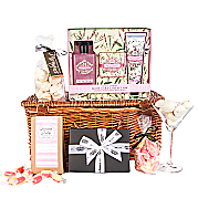Gift delivery White Jasmine Relaxation Hamper