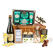 Lemongrass and Basil Hamper with Pr...