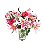 Flower bouquet Oriental Breeze