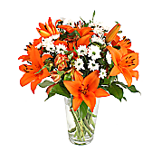 Flower bouquet Scented Pleasure