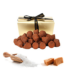 Gift delivery Salted Toffee French Dusted Truffle...