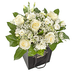 Flower bouquet Pure Love Gift Bag
