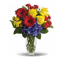 Flower bouquet Birthday Designer Collection I