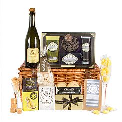 Black Pepper and Ginger Hamper with...