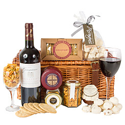 Gift delivery Bordeaux Gourmet Gift Box