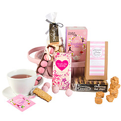 Gift delivery Worlds BEST Mum Hamper