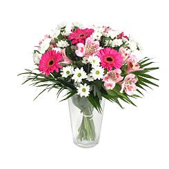 Fleurs printani res livr es en france for Fleurs livrees