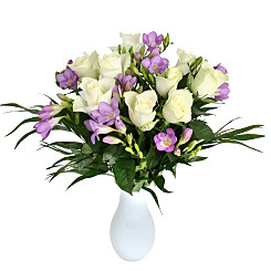 Flower bouquet Saphir