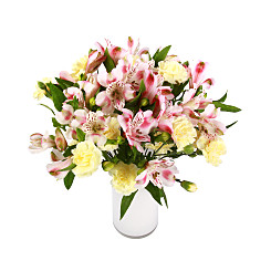 Flower bouquet Bellini