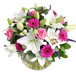 Flower bouquet Aux anges