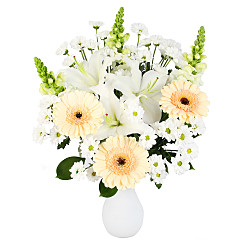 Flower bouquet Minuet