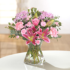 Flower bouquet Royal Blush