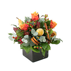 Flower bouquet Cinnamon Spice