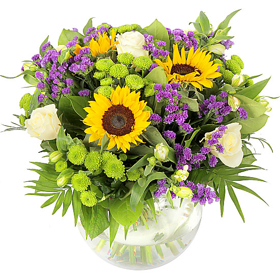 Serenata Flowers Sunshine Splendor Picture