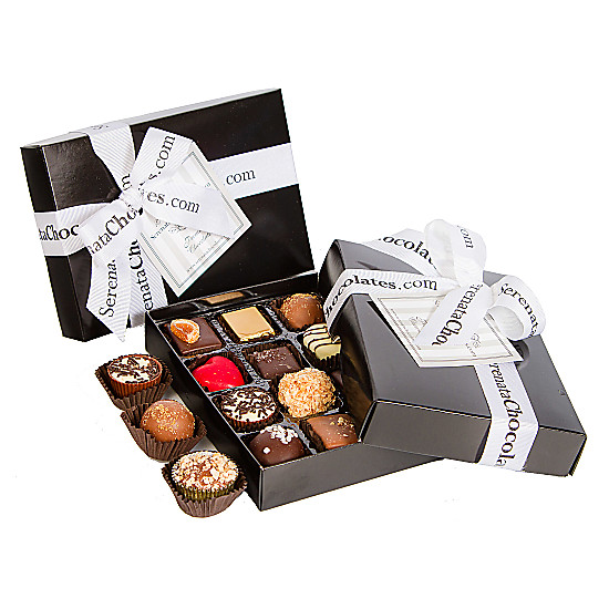 Serenata Flowers Luxury Belgian Chocolates - Small Picture
